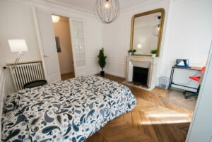 Courcelles - Chambre n°1