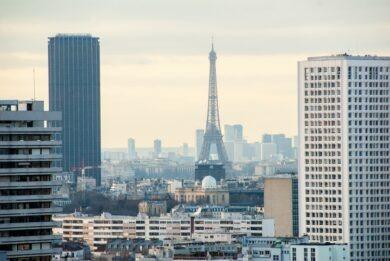 Vue - 100 Bd Masséna 75013 Paris - 21ème étage